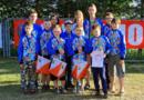 Учащиеся нашего дворца приняли участие во Всероссийских соревнованиях по ориентированию на местности в Тверской области